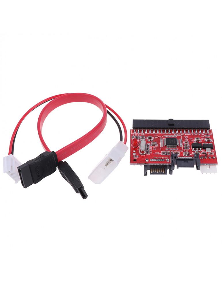 Переходник с IDE на SATA и с SATA на IDE (адаптер двусторонний)