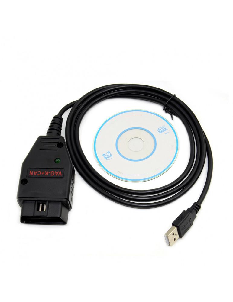 Автосканер USB VAG K+CAN Commander 1.4